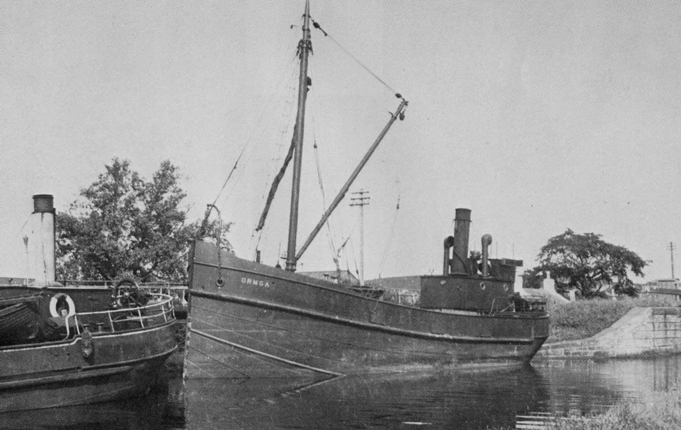 SS Ormsa