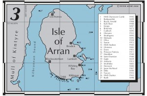 Arran chart