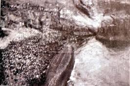 Sphinx ashore